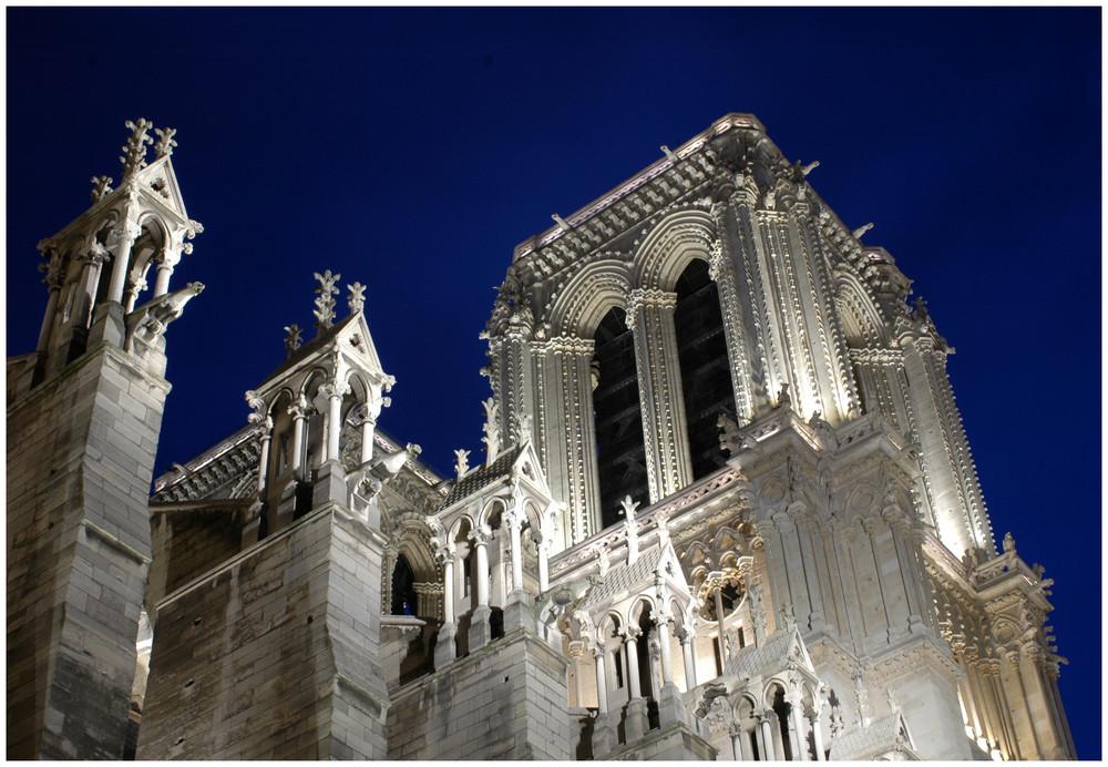 La tour de Notre-Dame.