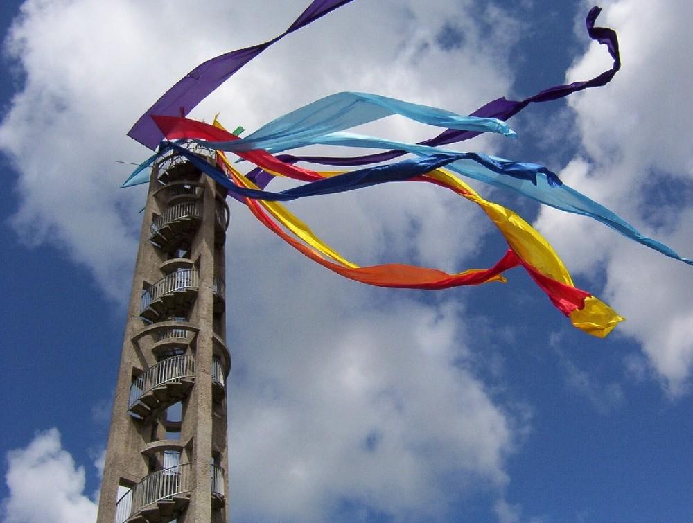 La tour des pompiers de St Lô