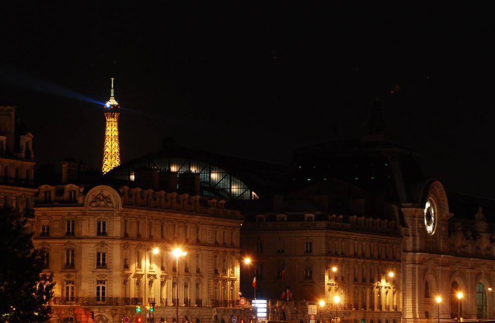 La Tour Eiffel & Musée d'Orsay