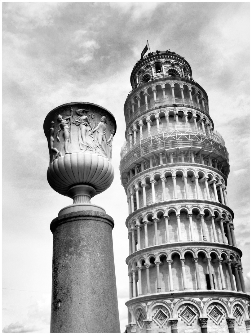 La tour prends garde...