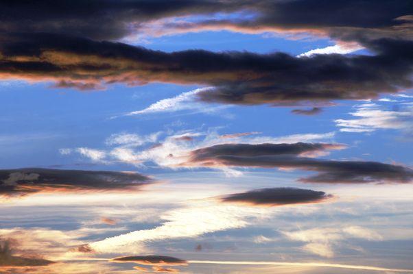 la tête dans les nuages!!