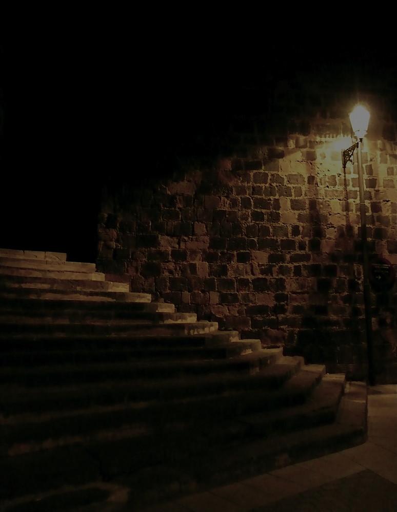 La última luz de la noche