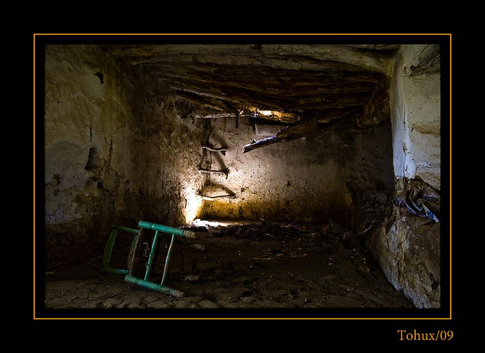 La última silla