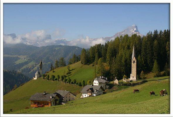La Val - Alt Wengen, Südtirol