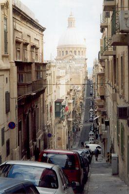 La Valetta in Malta