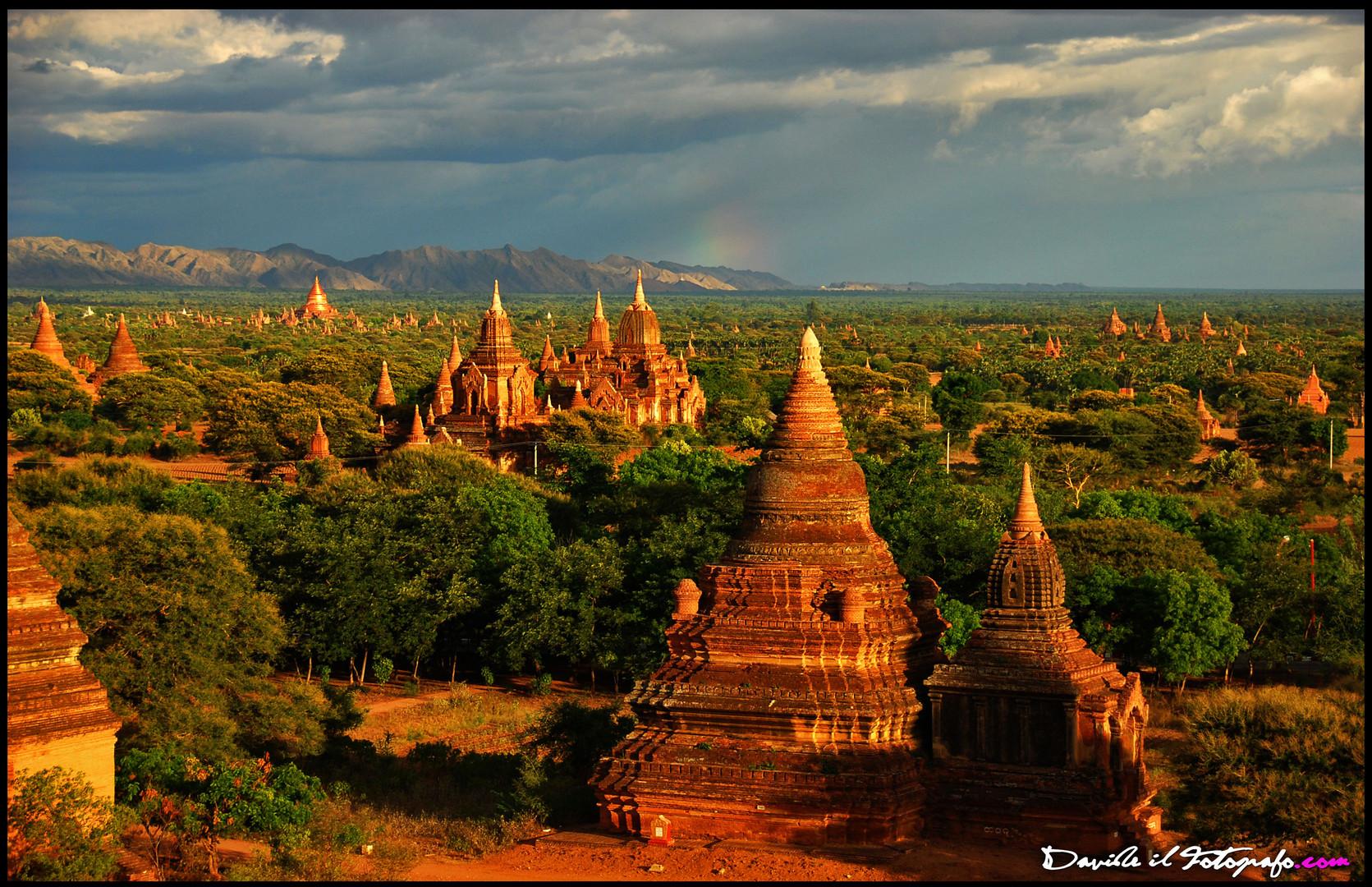 La Valle di Bagan