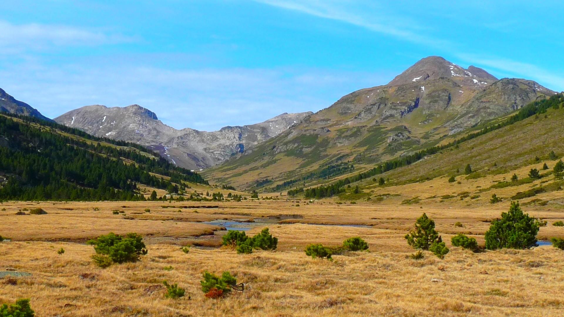 La vallée de la Têt