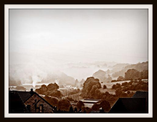 La vallée de la Vesdre