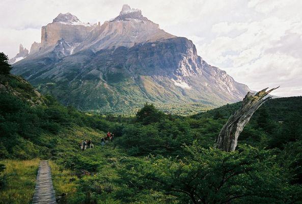 La vallée des Français en Patagonie (Argentine)