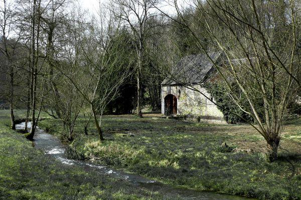 La vallée du Bocq (Yvoir - Crupet)