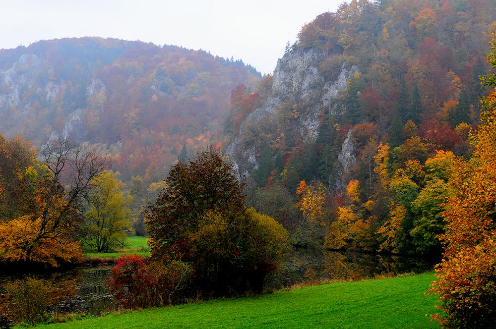 La vallée du Danube