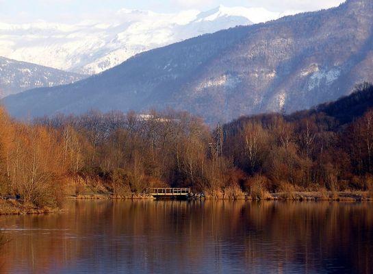 La vallée en automne