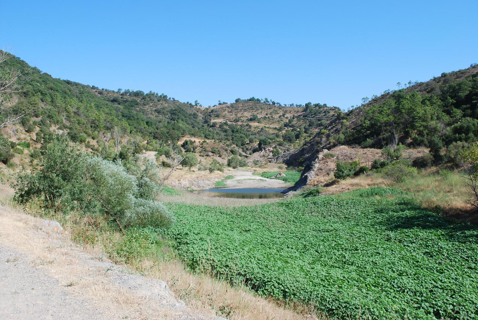 La vallee Malpasset