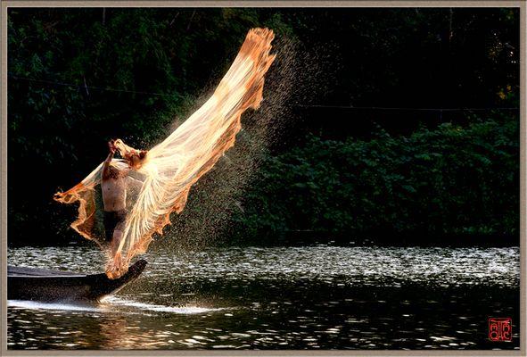 La Valse sur l'eau.