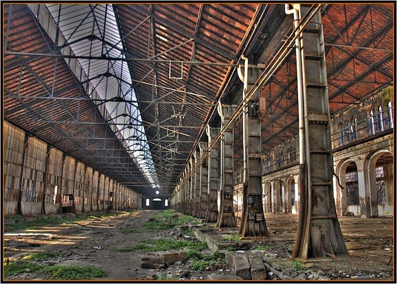 La vecchia fabbrica a torino foto immagini la mia citt for Fabbrica mobili torino