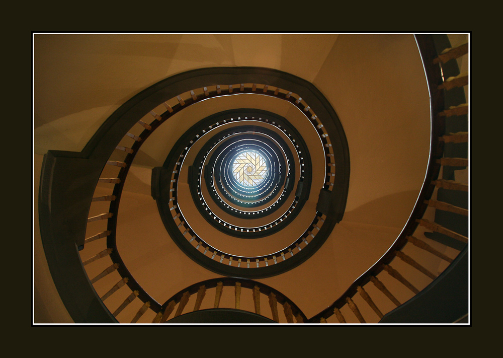 La vendel - die Treppe