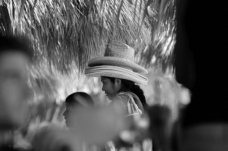 la vendeuse de sombreros