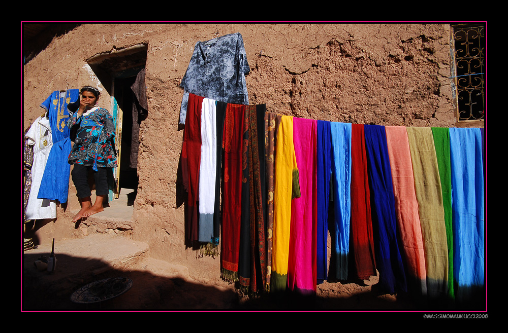 La venditrice di Turbanti   (Turbans pedlar )
