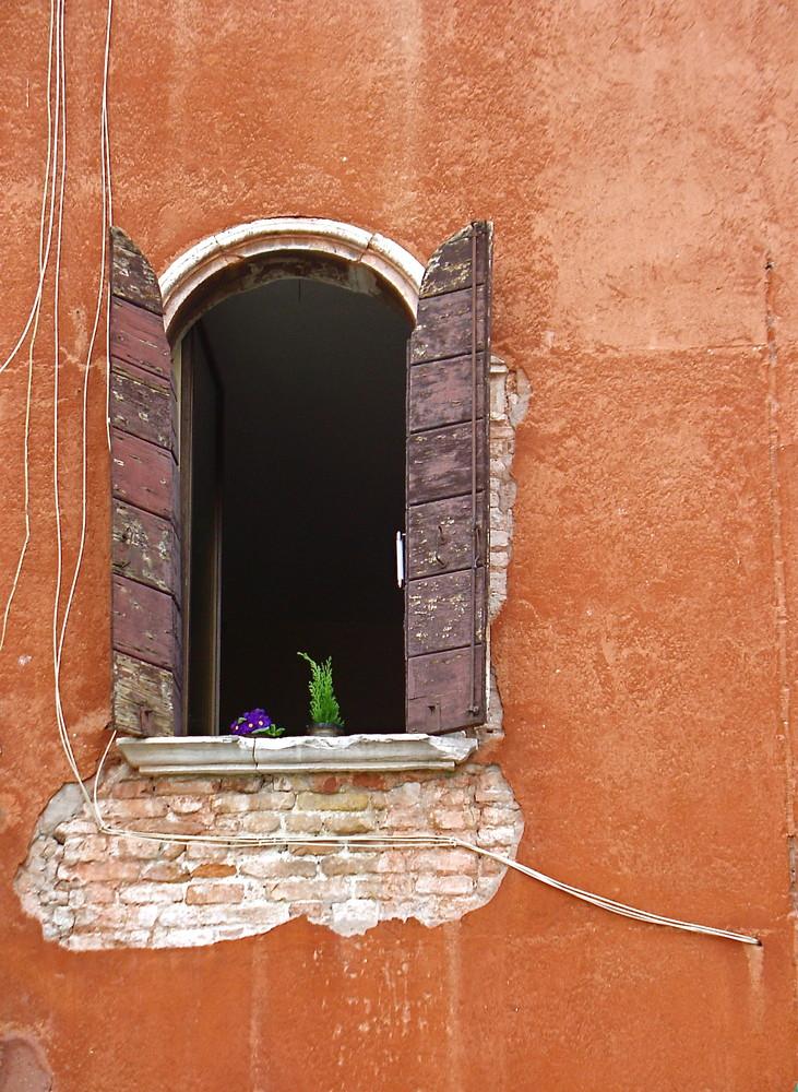 La ventana decadente