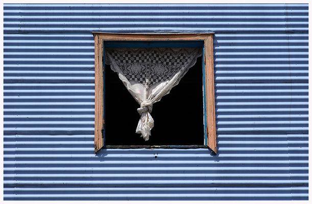 La ventana - La Boca