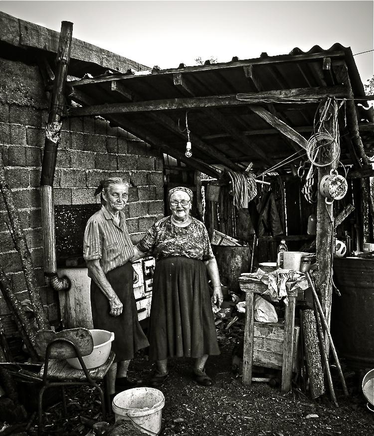 La vie dans les Balkans