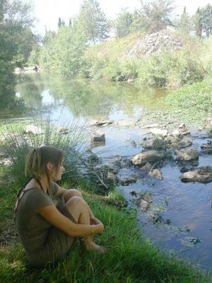 La vie est un long fleuve tranquil....