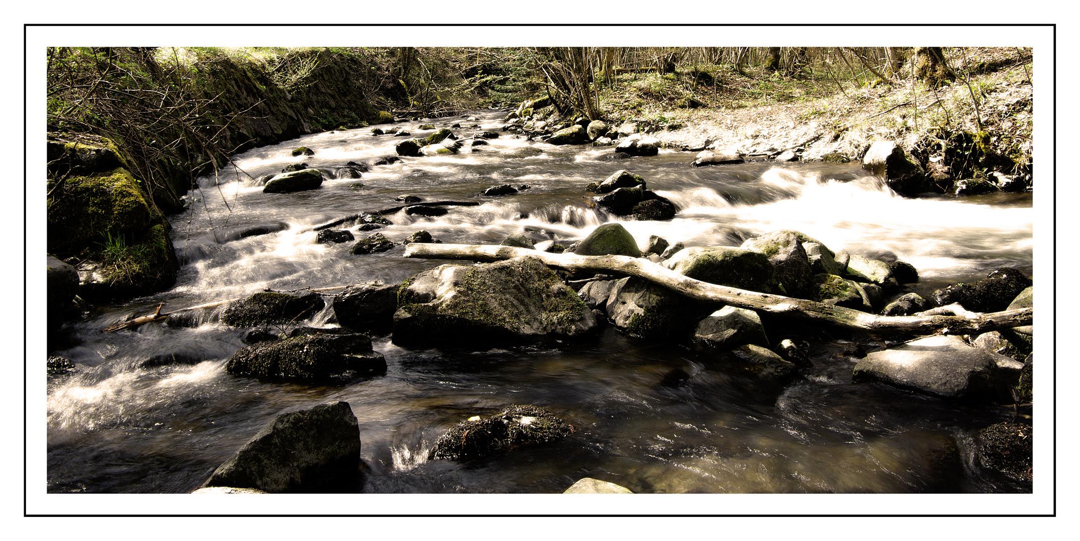 la vie n'est pas un long fleuve tranquille
