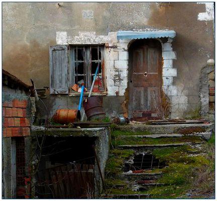 * la vieille maison *
