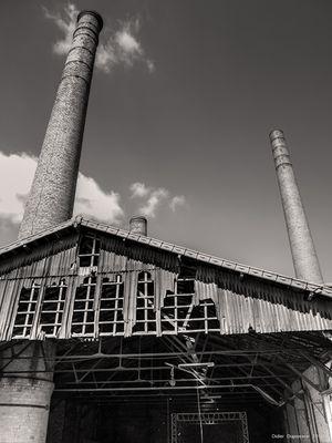 La vieille usine de céramique