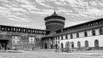 La vieille ville de Milan - Castello Sforzesco
