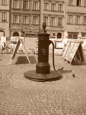 La vieille ville