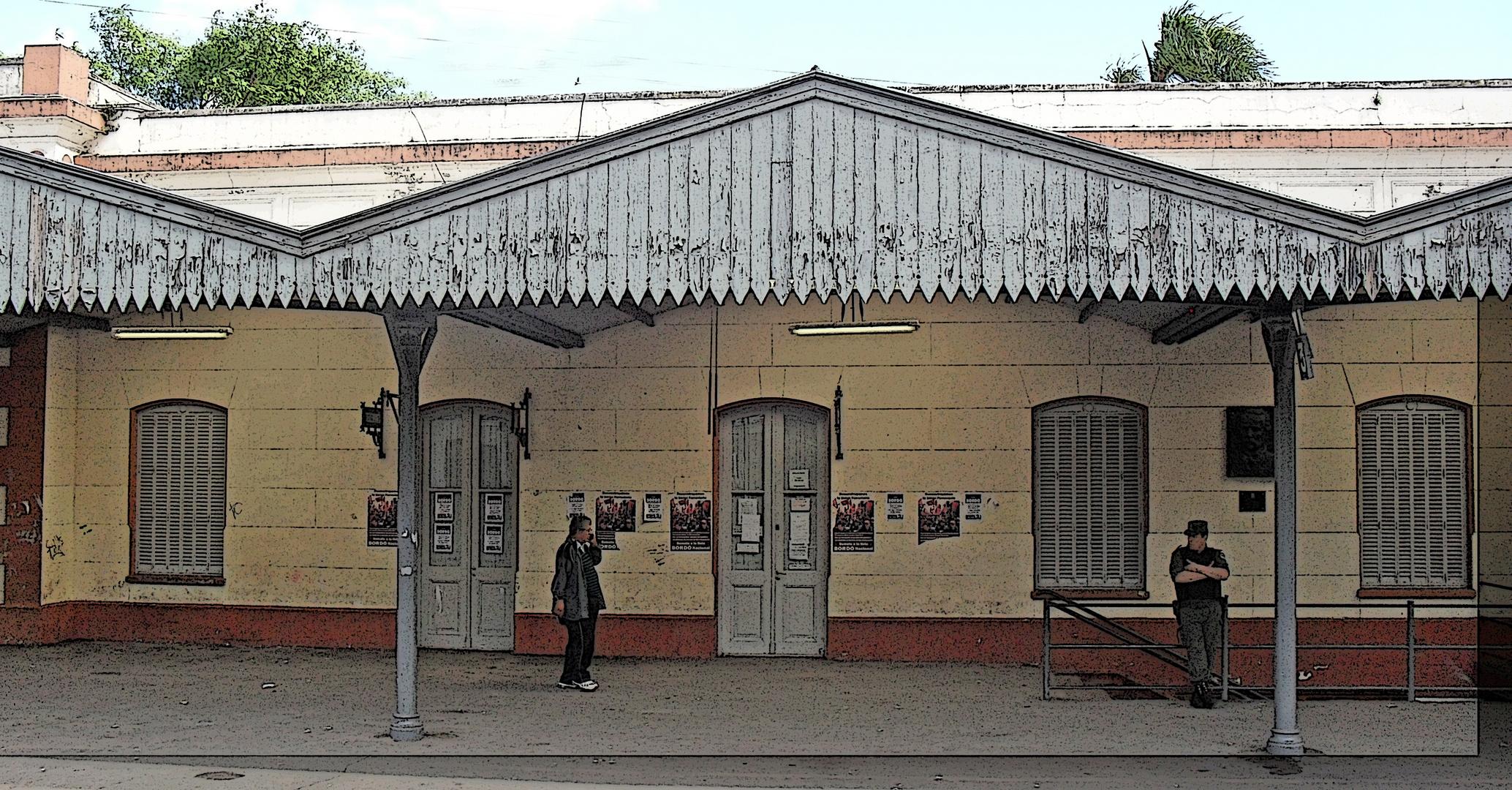 la vieja estación