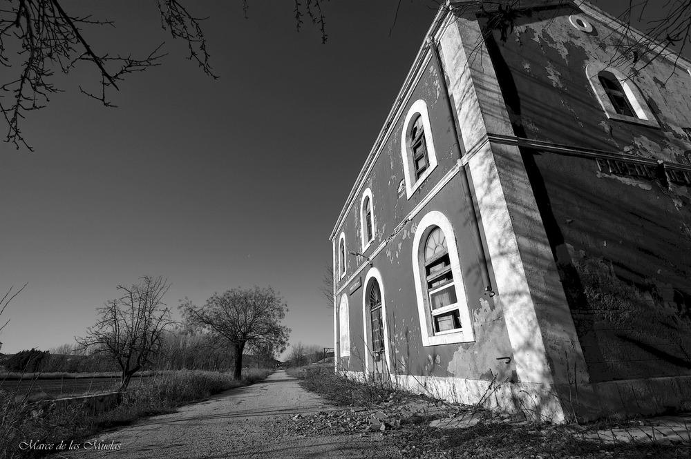 ...la vieja estación 9...