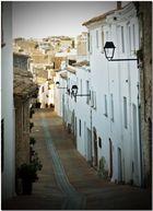 La vila de Begur fa la migdiada