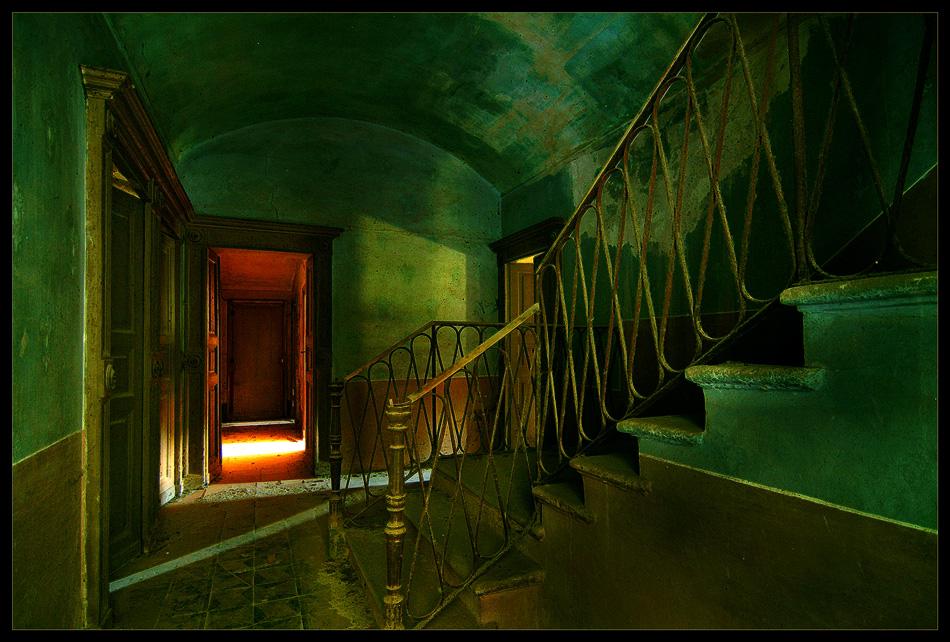 la Villa alla periferia III (1° piano)