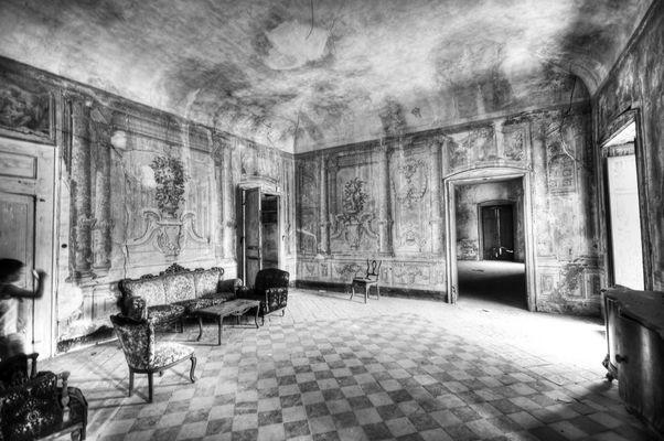 La Villa del Gattopardo come non l'hai mai vista...