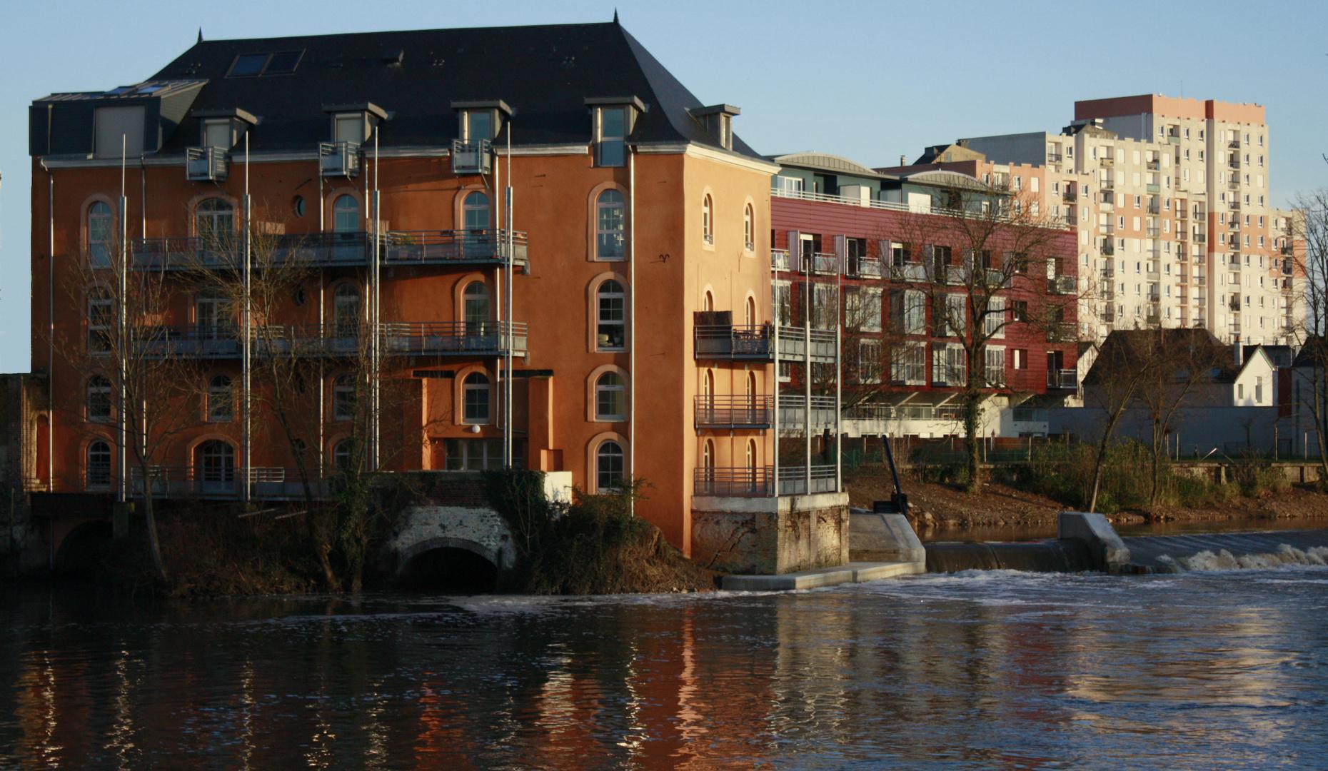 La ville et l'eau