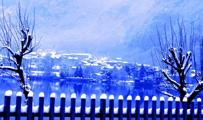 la ville gelée