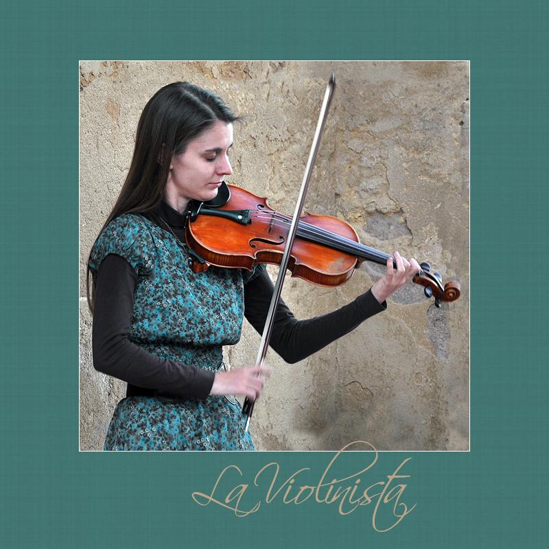 La Violinista – Vivace