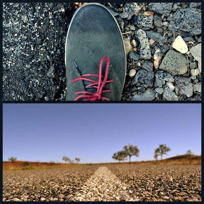 La vita è una strada,non aver paura di camminarci