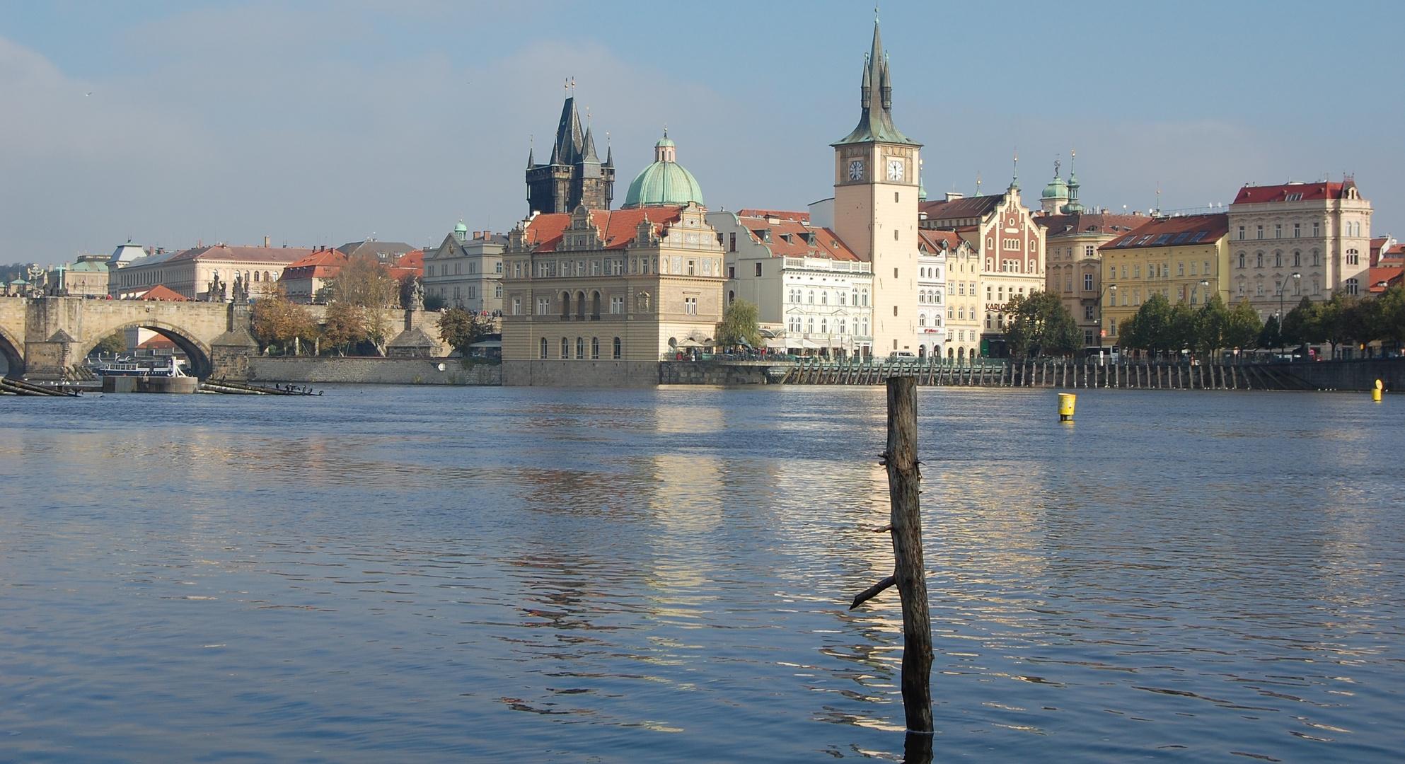 La Vltava