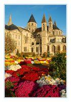 L'abbaye aux Hommes de Caen - Hôtel de ville