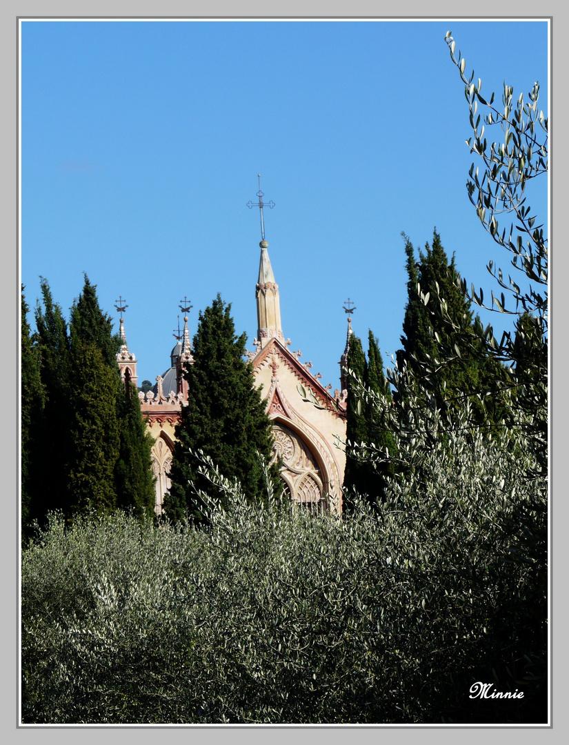 """"""" L'Abbaye de Cimiez """""""