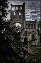 L'abbaye de Jumièges - Die Abtei von Jumièges