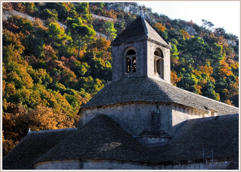L'abbaye de Sénanque. 2