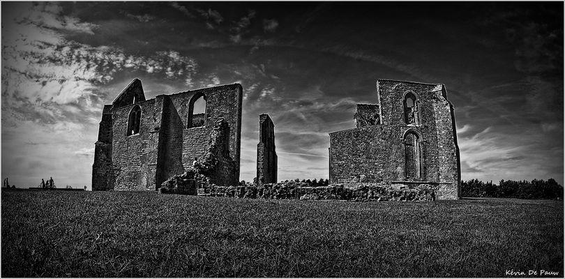 L'Abbaye des Chateliers à la Flotte-en-Ré