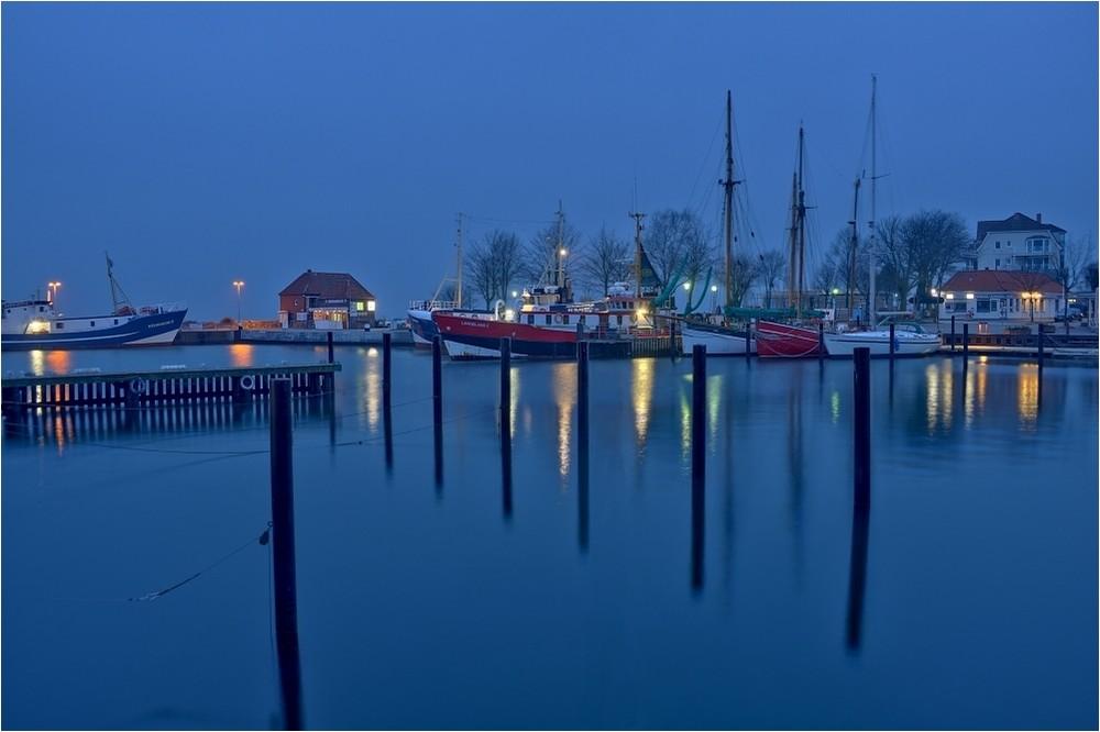 Laboe, Hafen