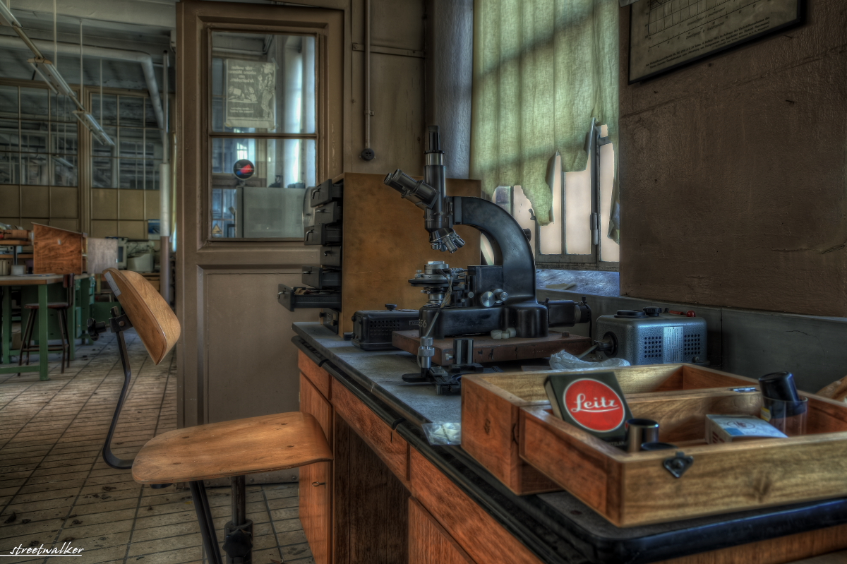 Labormaschinen II