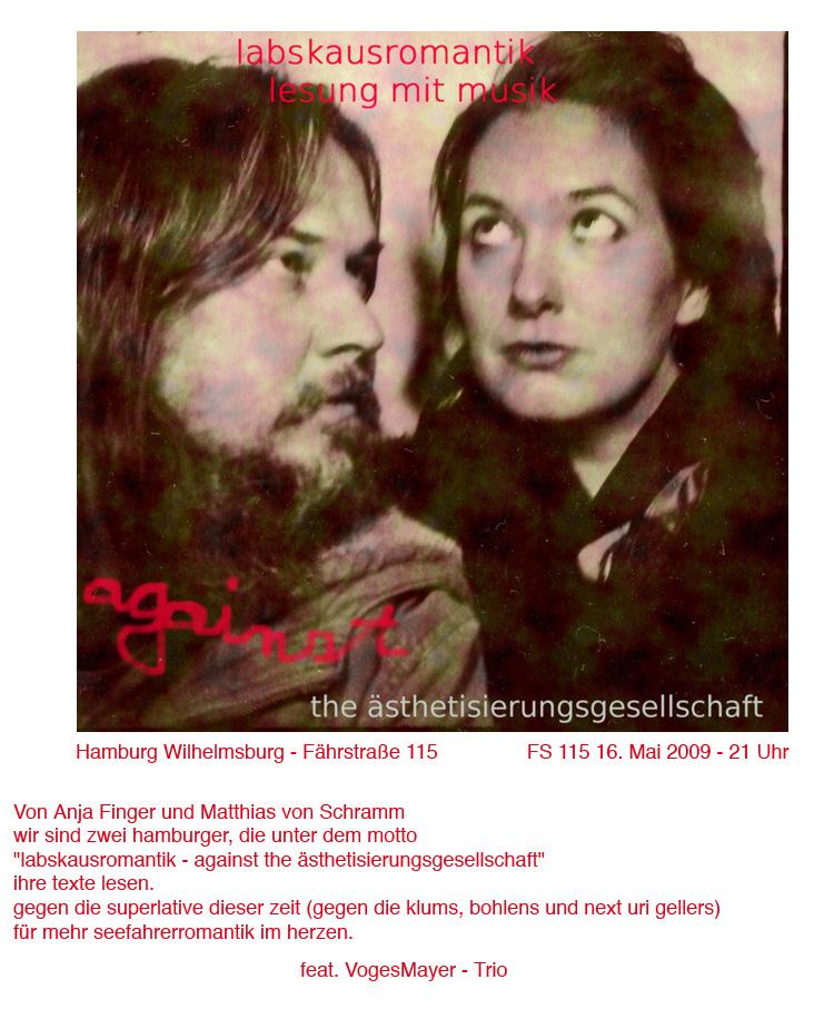 Labskausromantik - werbeflyer - werbevideo
