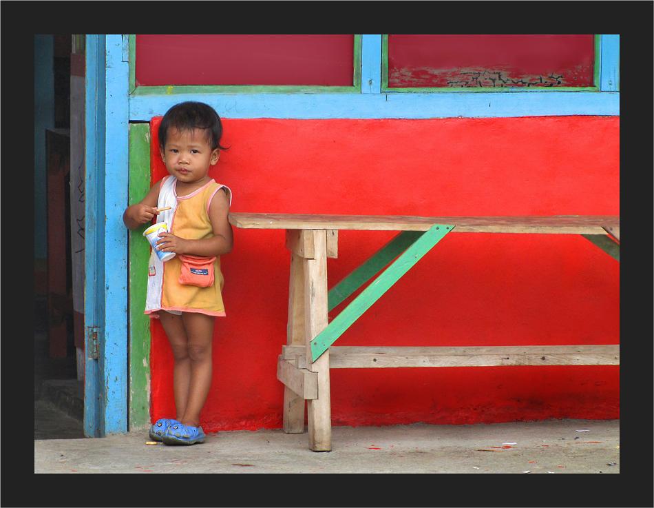 Labuan Bajo Girl